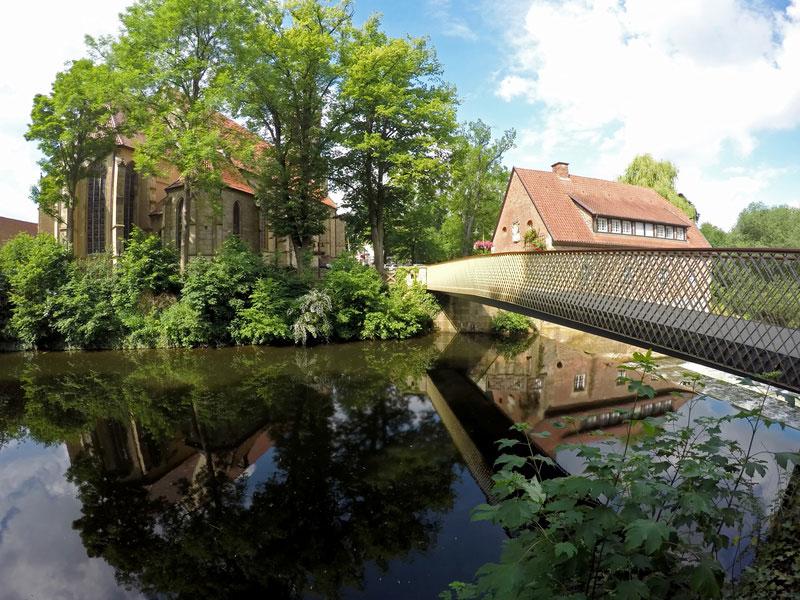 Teglte - großartige Kleinstadt im Münsterland