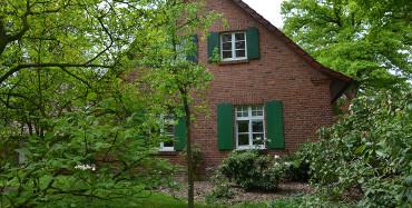 Unser kleines Bauernhaus im Münsterland